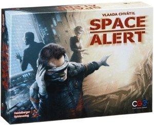 Brettspiel: Space Alert - Alarm im Weltall (Heidelberger CZ005) für 28,95€ inkl. Versand @ Buecher.de (15% unter Idealo)