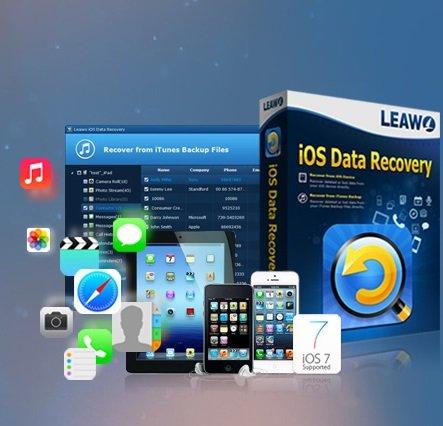 Leawo iOS Data Recovery für Mac