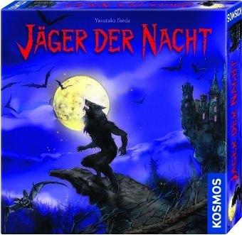 Kosmos Jäger der Nacht für 9€ @Bücher.de