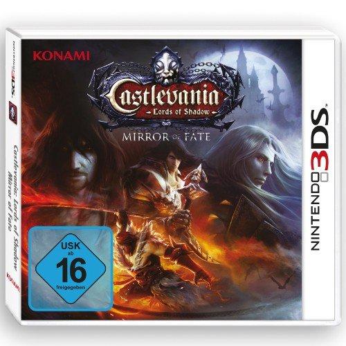 Castlevania 3DS + Nintendo 3DS Netzteil für 19,93€ @mytoys