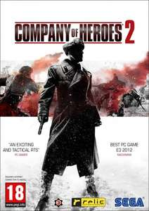 [Steam] Company of Heroes 2 für 9,52€ (gamefly.co.uk)
