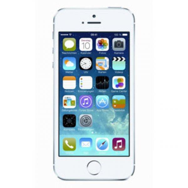 Apple iPhone 5s - 16GB – silber Staples