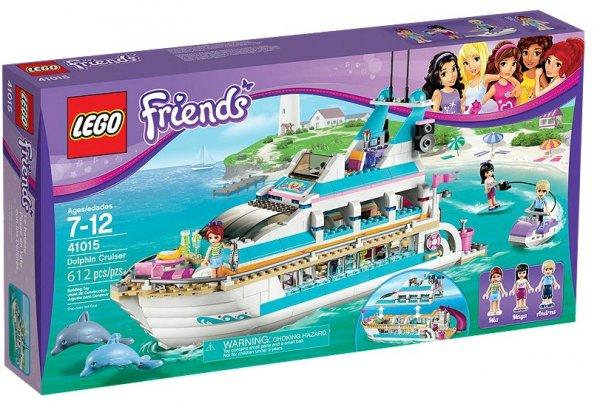 Lego Friends Yacht 41015 für 59,99€ bei Lego.de