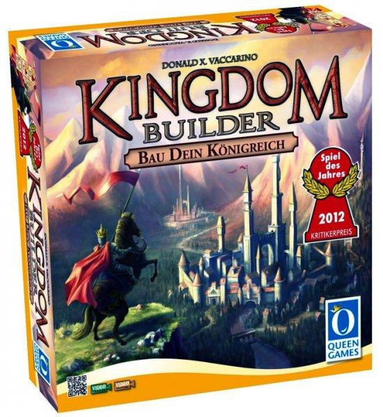 Amazon - (Brett-) Spiel des Jahres 2012: Kingdom Builder für 11,08€