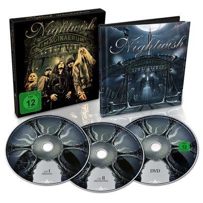Nightwish - Imaginaerum 2 CD + DVD Tour Editon im Saturn für 5,99 €