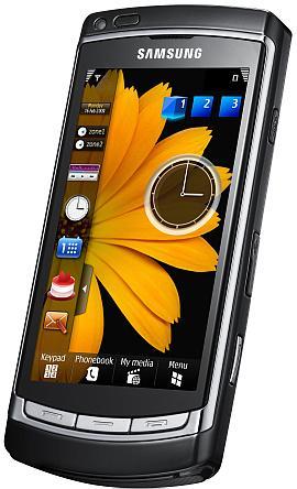 Samsung Omnia  7 - 16 gb interner Speicher
