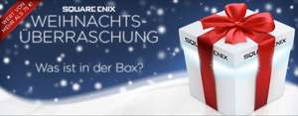Die Square Enix Weihnachtsüberraschung 75€ UVP