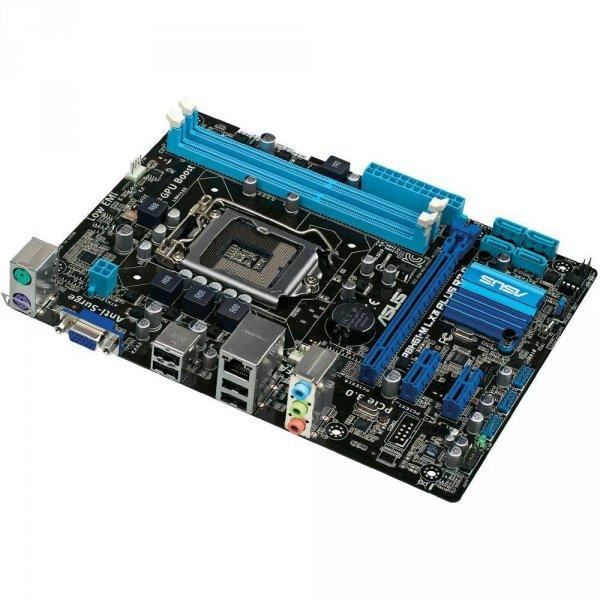 "Asus™ - Micro-ATX Mainboard ""P8H61-M LX3+ R2.0"" (Sockel 1155) [B-Ware] ab €23,59 [@eBay.de]"