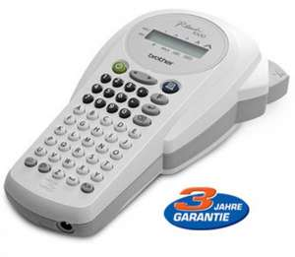 """Brother™ - Beschriftungsgerät """"P-touch 1000W"""" für €9,99 [@Office-Partner.de]"""