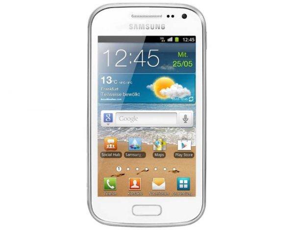 Samsung Galaxy Ace 2 mit NFC für 120€ @ MeinPaket
