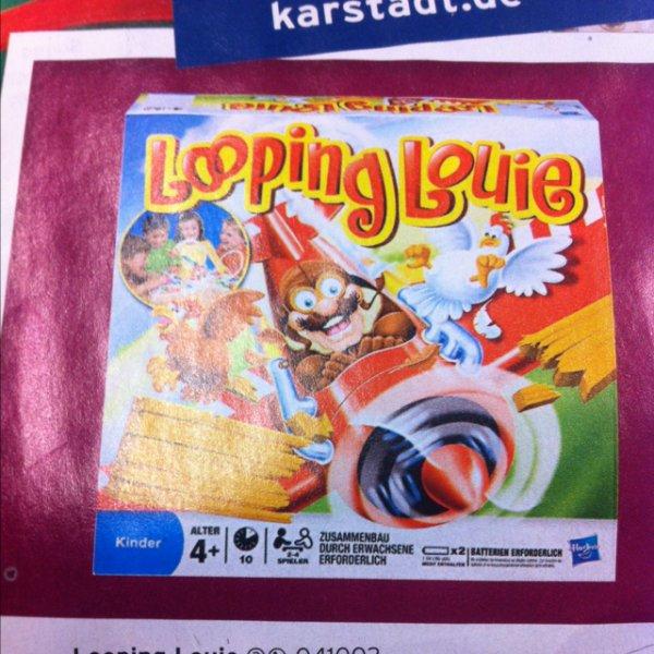 Looping Louie für 11,79€ + 4,95€ VSK @ Karstadt