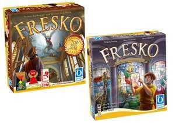 [@Amazon.de] Fresko + Erweiterungen 29,99 € [Brettspiel]