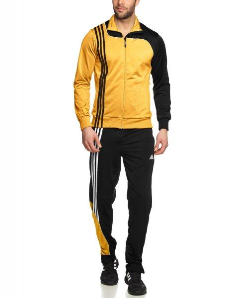 Adidas Trainingsanzug Sereno 11 für 29,95€ (Erwachsenengröße) / 22,95€ (Kindergröße) div. Farben