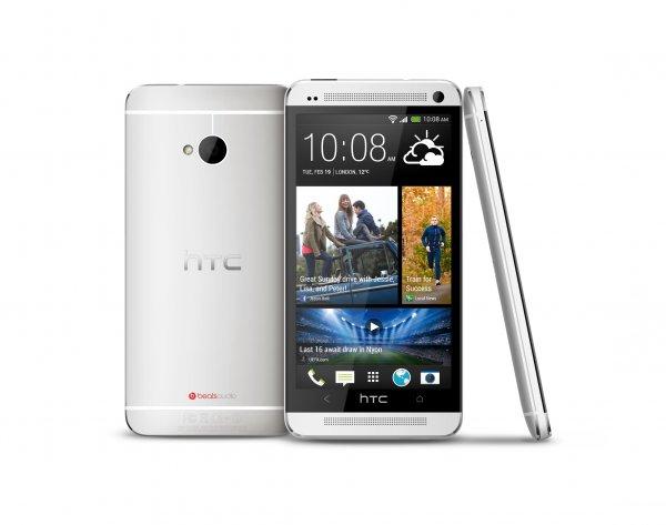 HTC One Silver (449,00 Euro) [BASE]
