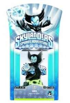 Skylander Spyro's Adventure Hex und andere Figuren