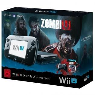 [online redcoon] Nintendo Wii U - Konsole ZombiU Bundle