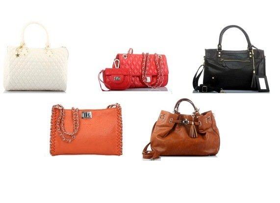 DECADE Taschen direkt aus Italien - aktuelle Kollektion 2013/2014 @meinpaket.de 74,99€