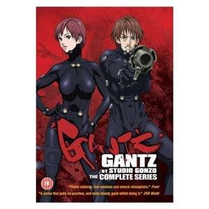[Anime] Gantz (7 DVDs)