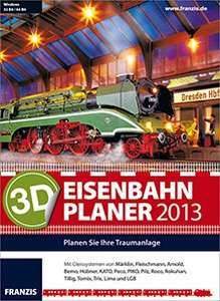 {Chip.de Adventskalender} Eisenbahnplaner 2013 {Tür #14}