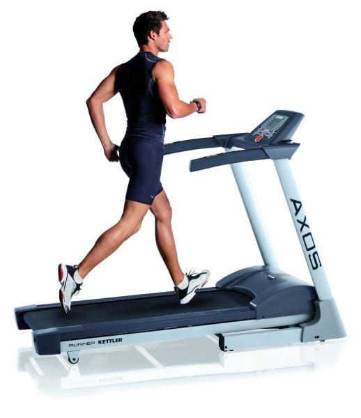 Kettler Laufband Axos Runner/Sprinter 609,99,- statt 679,-