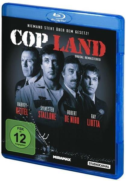 [BOL.de u. Buch.de] Cop Land - (Remastered) [Blu-ray]  für 5,40 €