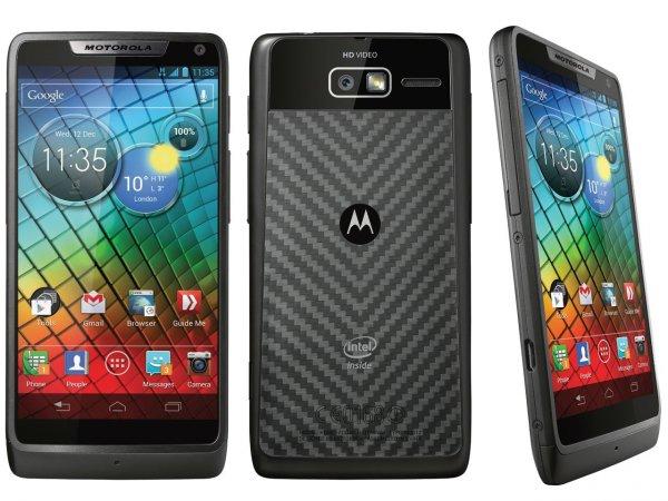 *UPDATE Motorola RAZR i (ohne Simlock)  für Preis von 198€ auf 193€ gesunken