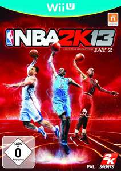 Wii U - NBA 2K13 für 10,00 Euro inkl. Versand @Media Markt