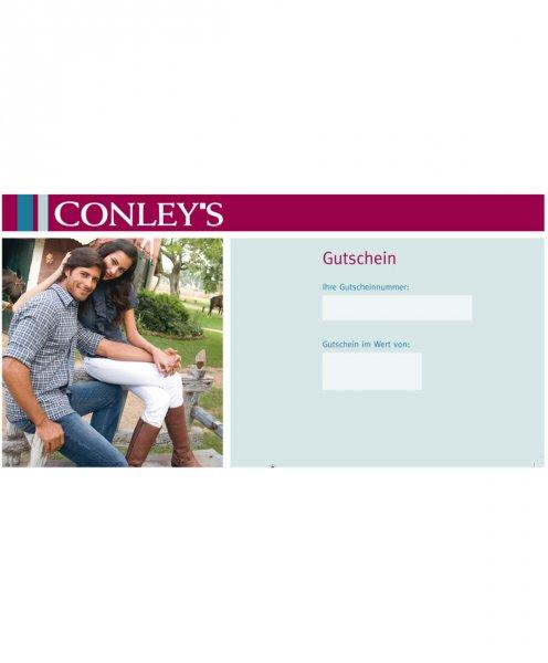 Conleys: 100 Gutschein für 85€ erhalten