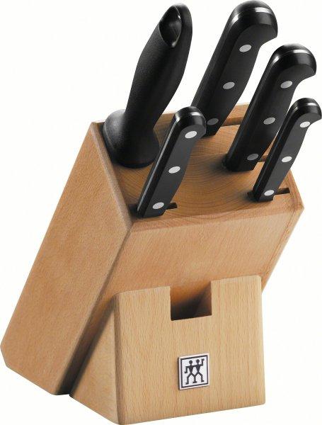 Offline Handelshof - Zwilling Messerblock TWIN Gourmet, 6-teilig