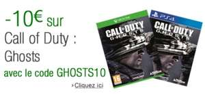 Call of Duty Ghosts PS4 oder Xbox One 50,72€