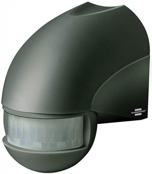 Brennenstuhl Infrarot-Bewegungsmelder PIR 110 IP44 Anthrazit