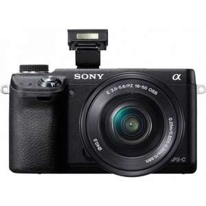 Sony Alpha NEX-6 Kit 16-50mm (NEX-6L)  für 536,58 € @Amazon.co.uk
