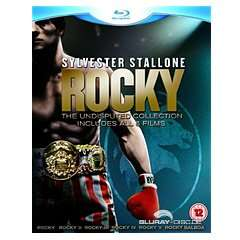 Rocky: The Complete Saga 1-6  für 19,91€ @play