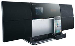 Pioneer X-SMC3-S Kompaktanlage mit WLAN für 138€