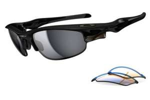 "Oakley Fast Jacket Sonnenbrille/Sportbrille @Amazon Warehouse ""wie neu"""