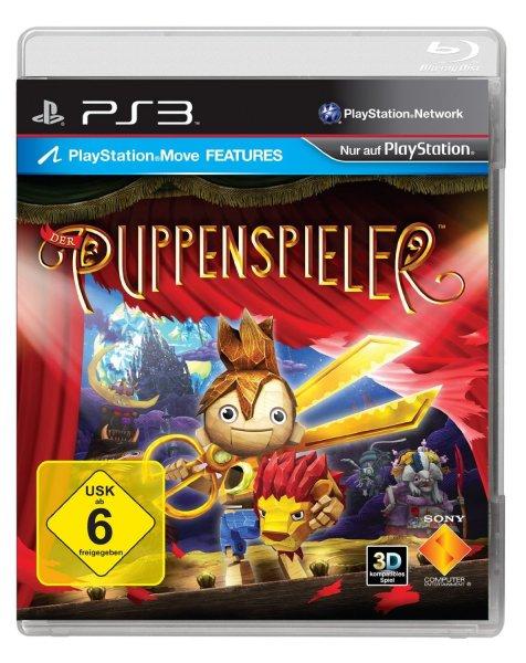 [Amazon] Der Puppenspieler - PS3 - (Ggf. 3€ Versandkosten)