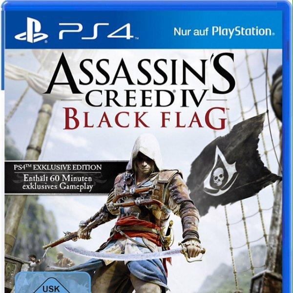 PS4 Assasins Creed - Black Flag