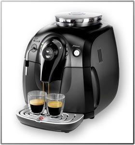 Phillips Saeco Xsmall Kaffeevollautomat + Entkalter 178,49€ @Metro
