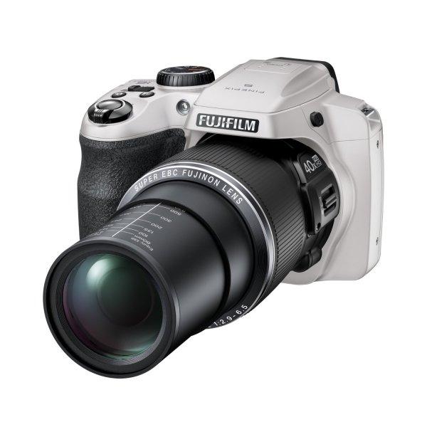 Fujifilm FinePix S8200 Bridge-Kamera für 175,21 € @Amazon.co.uk