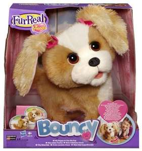 [Toys'R'Us] Fur­Real Fri­ends Bouncy Mein fröh­li­cher Hund für 19,98€