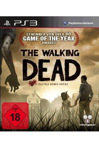 The Walking Dead Telltale Game für PS3