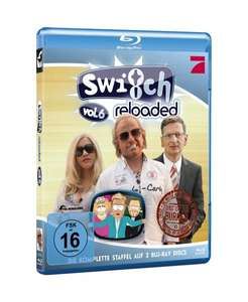 Diverse Turbine-DVDs für 7,77 € (zzgl. 3 € Versand) - z.B. Switch Reloaded Vol. 6 oder Abbuzze