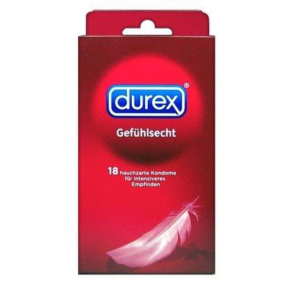 ROSSMANN - durex Gefühlsecht Kondome 18 Stück