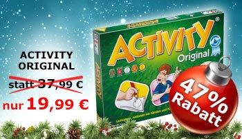 Activity Original bei Spiele-Offensive