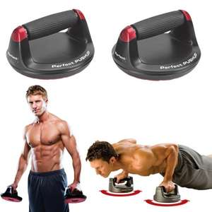 Perfect Push Up V2 (besseres, aktuelles Modell) -> Liegestützhilfe (PushUp Bars) @ amazon.de