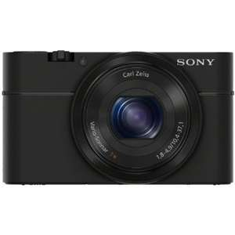"Sony DSC-RX100 Cyber-shot (CMOS, 20,2 MP, 3,6x opt. Zoom, 3"" Display) für 365,00 € @Amazon.fr"