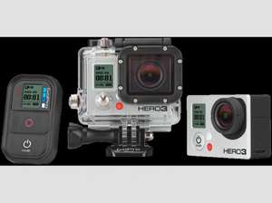 GOPRO HERO3 Black Edition Outdoor bei Saturn für 279€ [+ VSK]