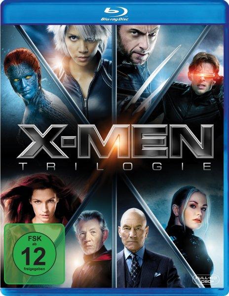 X-Men - Trilogie [Blu-ray] bei amazon.de für 13,97 (über 40% Ersparnis)