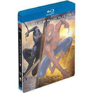 [Blu-ray] Spider-Man 3 (Steelbook) @Amazon.de