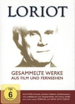 Loriot - Gesammelte Werke aus Film und Fernsehen nur diesen Sonntag